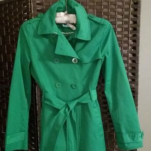 Women's Kenneth Cole Trench Coat